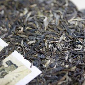 09 Sheng Puerh tea