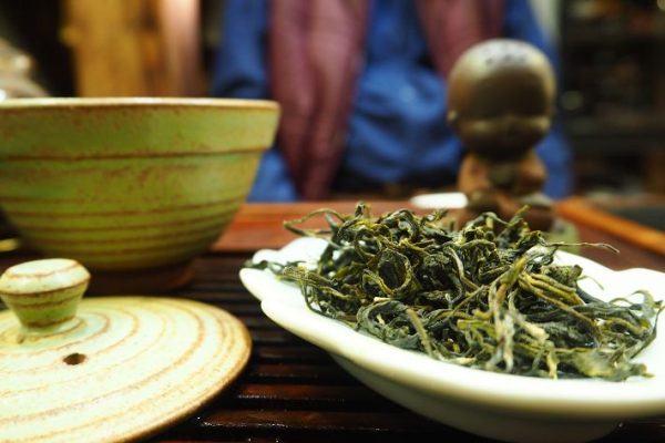 formosa bi luo chun zöld tea