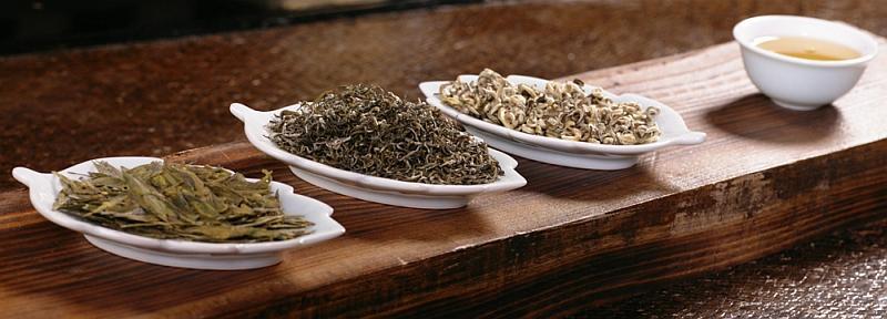 tea tanfolyam, tea típusok