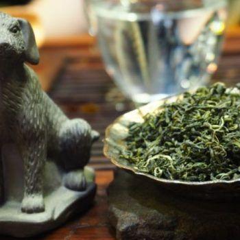 GouGuNaoCha Kutyafej tea, ami még nem volt :)