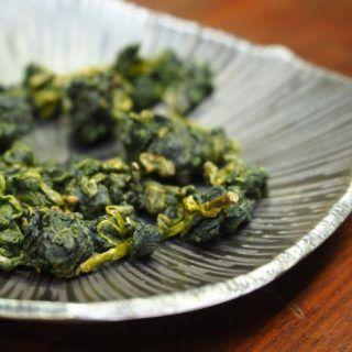 Qing Cha, zöld oolong tea