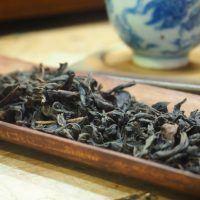 Oolong - wulong tea - Wuyi