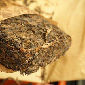 10 Érlelt fekete tea, heicha