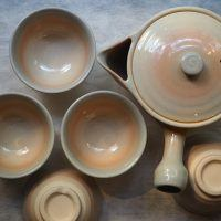 JAPÁN kerámiák, eszközök