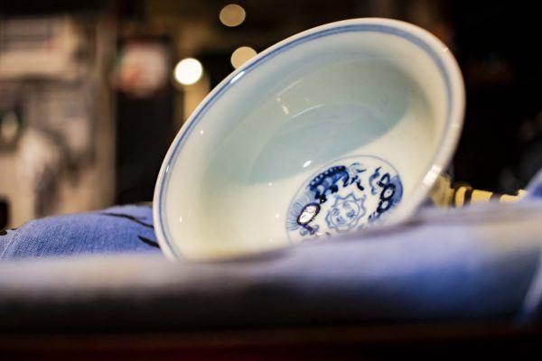 porcelán teáscsésze 6