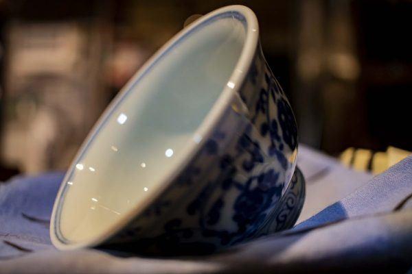 porcelán teáscsésze 3