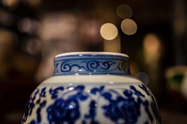 porcelán teáscsésze 2