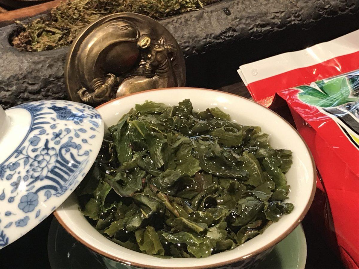 Anxi Tie Guan Yin 2