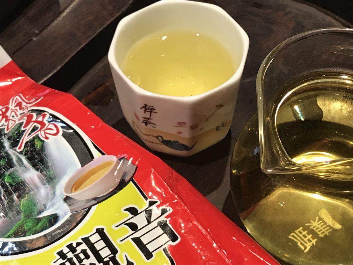 Anxi Tie Guan Yin 1