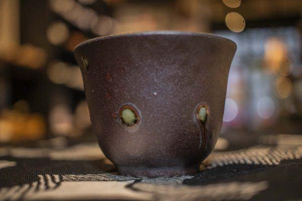 Hőforrások vasmázas csésze 8