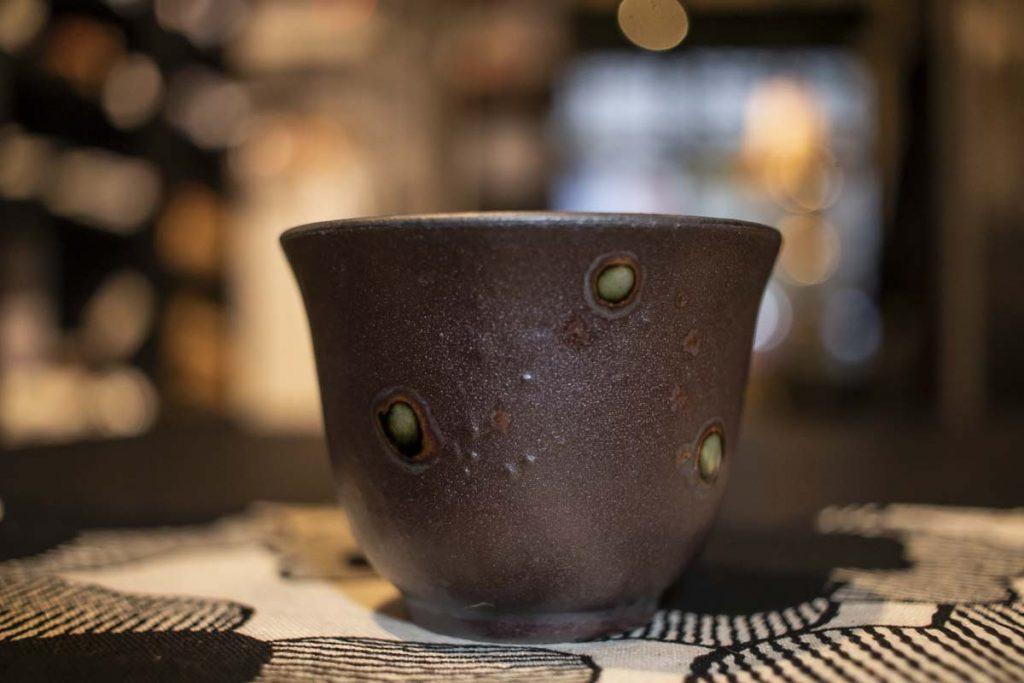 Hőforrások vasmázas csésze 7