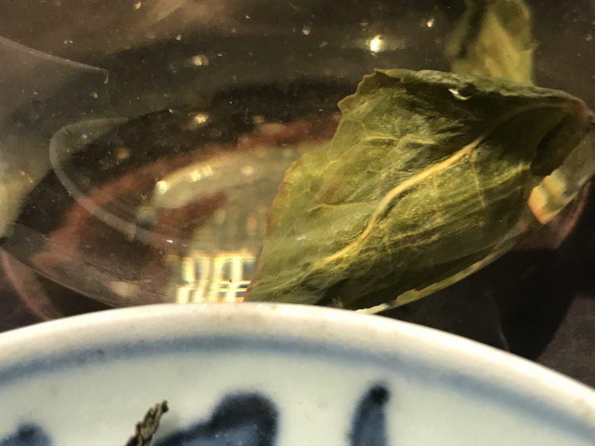 formosa baozhong, puchong oolong 1