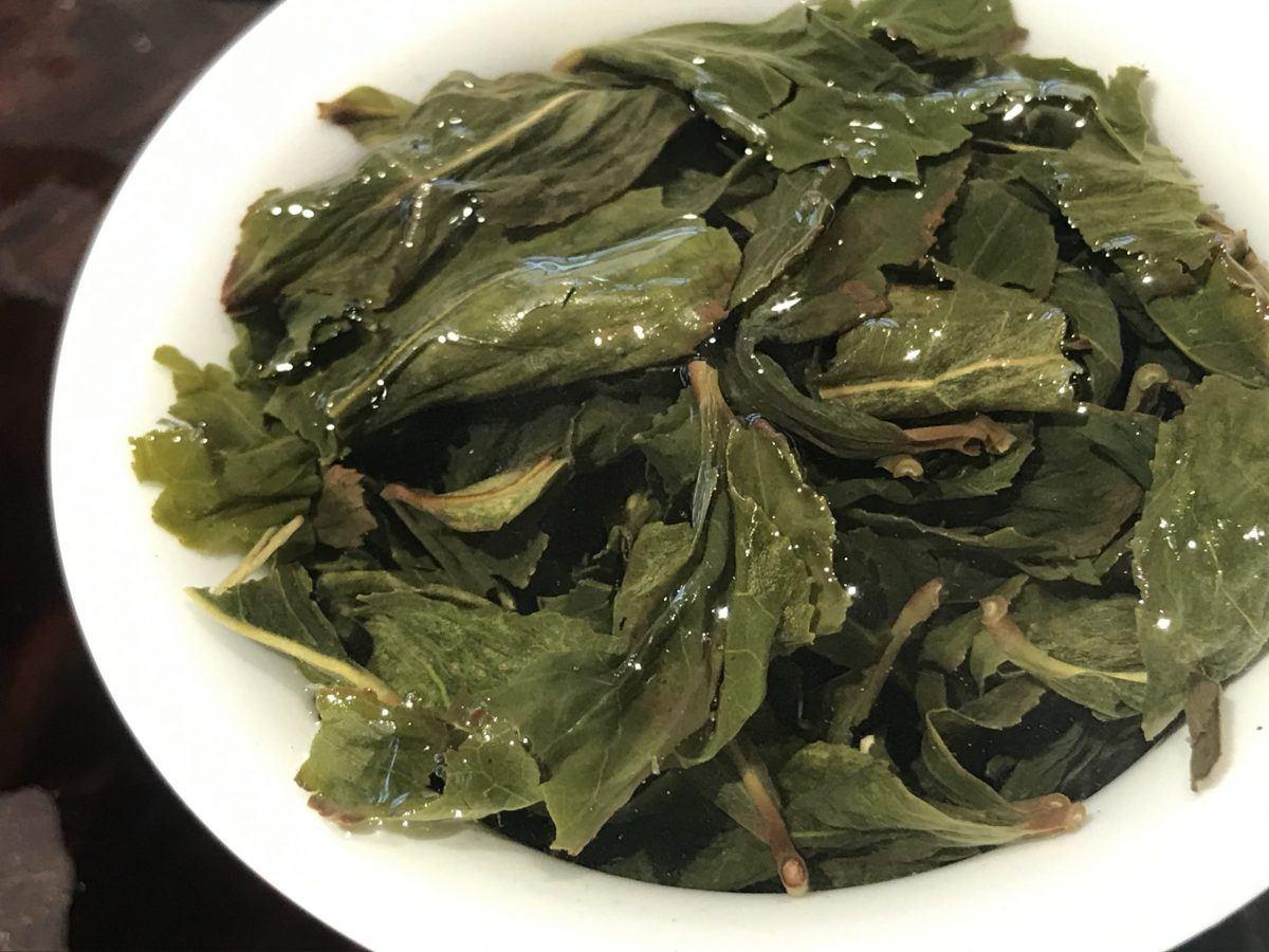 formosa baozhong, puchong oolong 2