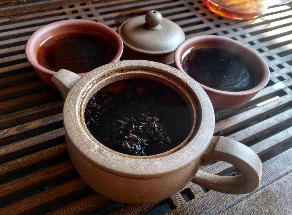 fogyjon pu erh teával fogyás a bél egészségi állapotán keresztül