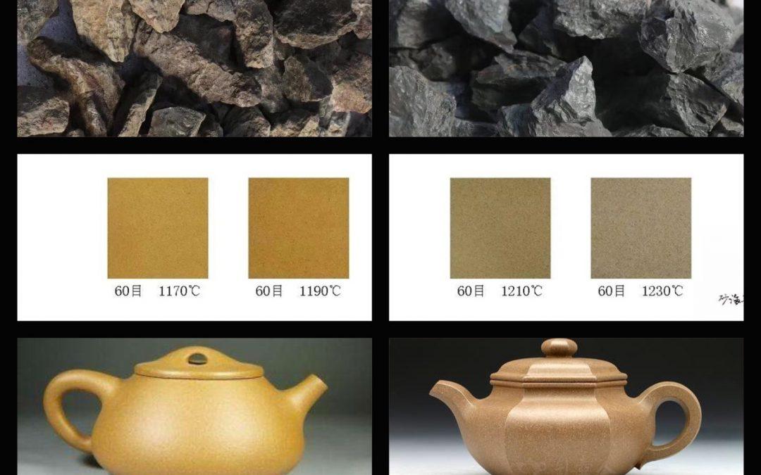 Agyagvariációk zöld teára