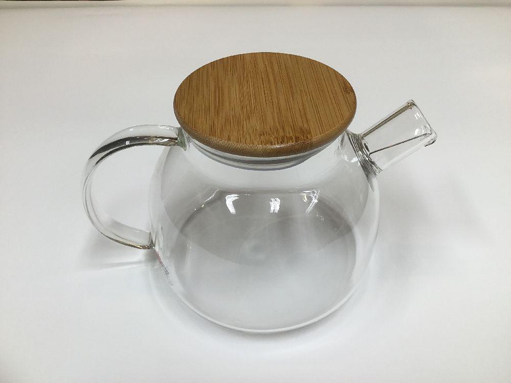 üveg teáskanna, rugós 5